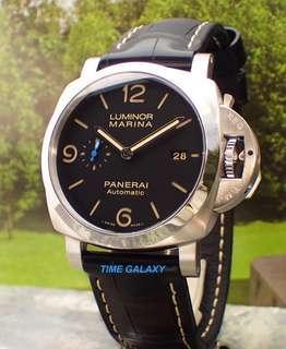 Brand New PANERAI Luminor Luminor 1950 3days 44mm Automatic stainless steel men's watch. Model PAM1312. Swiss made.