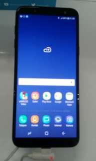 cicilan Hp samsung Galaxy J6 tanpa CC