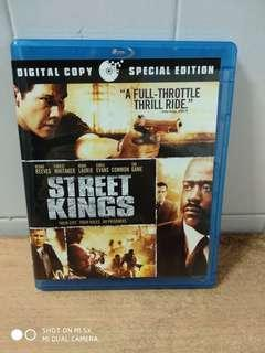 Street Kings - Blu Ray - US import (original) - A Great Action Thriller not to be Missed