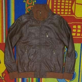 jaket kulit GW