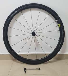 Giant SLR 1 Carbon Front Wheel