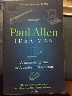 Paul Allen - Idea Man