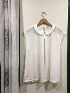 Zara top dress xs