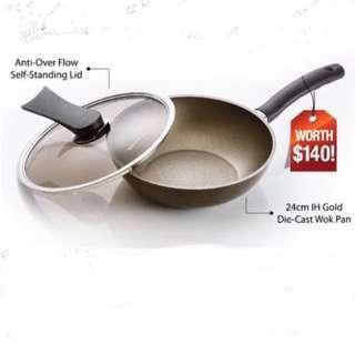 6ab14eb997 happycall ih gold wok | Home Appliances | Carousell Singapore