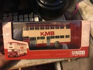 九巴 丹拿 E 型 AD7287 @ 111 巴士模型
