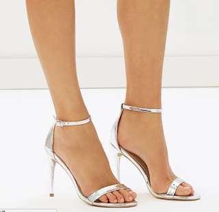 [SPURR] Aimee Silver Heels