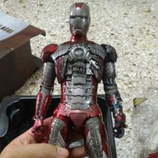Hot toys ironman mark 5