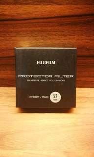Fujufilm super clear 52mm protector filter