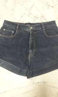 🔲New Authentic Stretch Denim Shorts