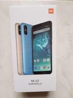 Xiaomi Mi A2 32GB brand new (blue)