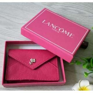 LANCOME 蘭蔻 蘭金 - 卡套 (專櫃贈品限量會員禮品) Tiffany 同款