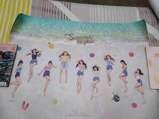 Twice summer night poster ver A