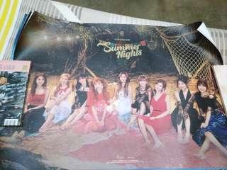 Twice summer night poster ver C