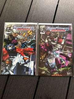🚚 Transformers amada comics autobots decepticons