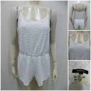 White Jumpsuit (NETT)