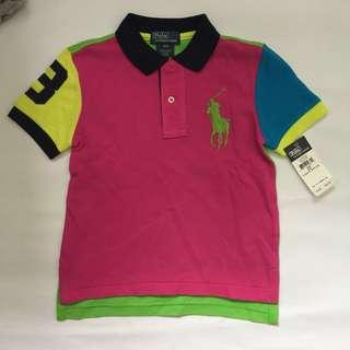 NEW AUTHENTIC Ralph Lauren Kids Shirt Size 3T