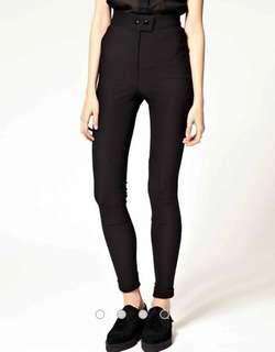 American Apparel High Waisted Riding Pants