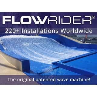 Wave House Sentosa Flow Rider
