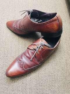 Pantofel Pedro coklat