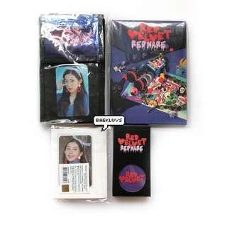 Red Velvet Redmare Concert Official Goods
