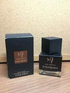 🚚 YSL M-7 Oud Absolu Eau de Toilette Spray for Men