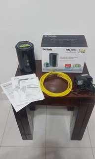 D-link dual band router dir 850L