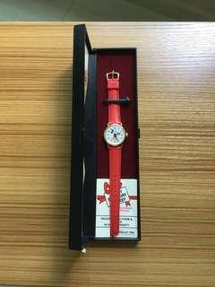 MICKEY MOUSE MANUAL WIND WATCH