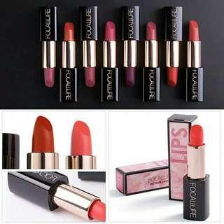 Focallure Lacquer Lipstick Waterproof Profesional (Ada magnet)