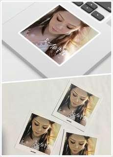 [Official/ Free Postcards] G.E.M. 邓紫棋 《另一个童话》My Fairytale EP Sticker