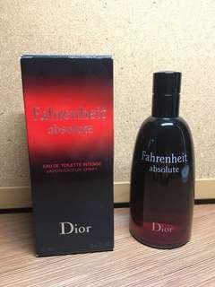 🚚 Fahrenheit Absolute by Christian Dior for Men