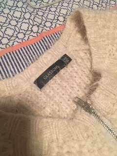 Glasson knit jacket