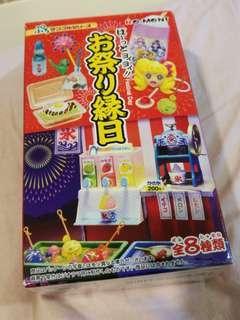 Rement japan summer festival miniature box no.2