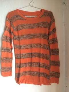 Knit Orange abu