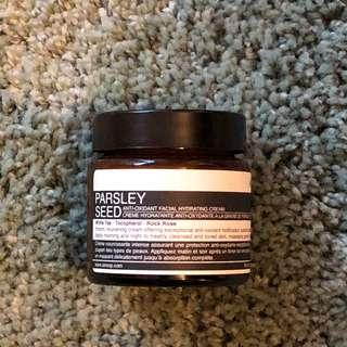 Aesop Parsley Seed Anti-Oxidant Facial Hydrating Cream 香芹籽抗氧化面霜