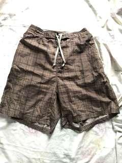 Checkered Summer shorts