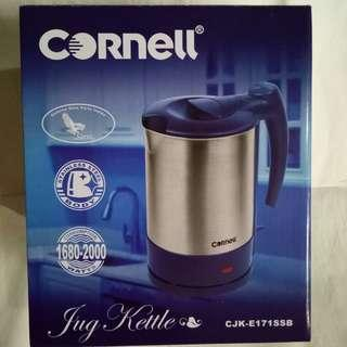 CORNELL 1.7L STAINLESS ATEEL KETTLE