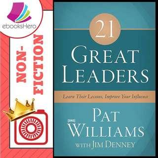Great Leaders by Pat Williams