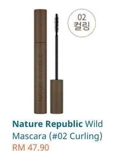 Nature republic mascara