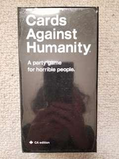CARDS AGAINST HUMANITY - Canadian Edition