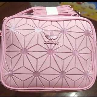 [pending]Adidas Issey Miyake Pink sling bag