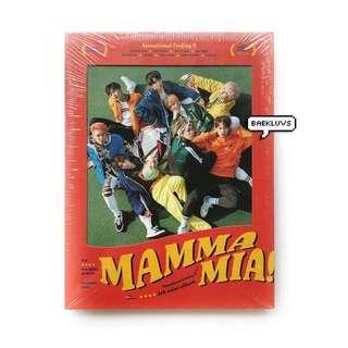 [SEALED INSTOCKS / W POSTER] SF9 Mamma Mia