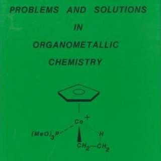 Problems and Solutions in Organometallic Chemistry