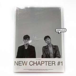 [SEALED INSTOCKS / W POSTER] TVXQ The Chance of Love