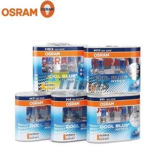 OSRAM COOL BLUE HYPER PLUS H11 Headlight Bulb