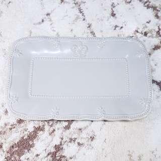 Decorative Ceramic Plate 2pcs
