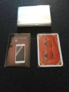 Board game card game card sleeves