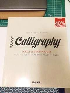 Calligraphy tools & techniques書