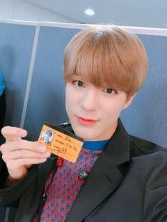 [WTB/WTT] NCT Jeno We Go Up Crew Card