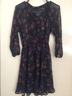 Dottie summer dress xs