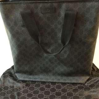 GUCCI MEN'S TOTE BAG